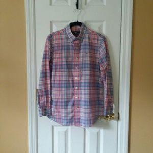 Vineyard Vines Boys Dress Shirt
